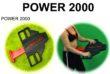 Attrezzatura per addominali Power 2000 per allenare gli addominali, con 2 diverse resistenze per diversificare ed aumentare la propria resistenza.