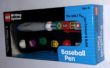 Penna lego writing system baseball pen